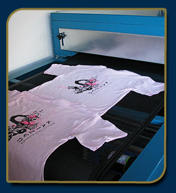 Screened Gear Discharge Screen Printing And Plastisol